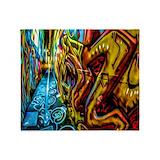 Graffiti Blankets