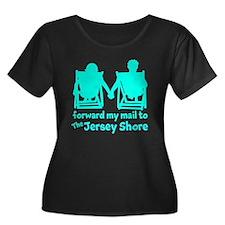 Jersey Shore Plus Size T-Shirt