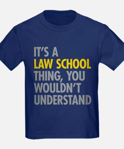 Law School Thing T