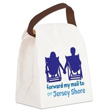 Jersey Shore Canvas Lunch Bag