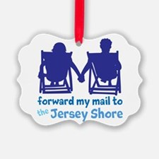 Jersey Shore Ornament