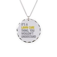 Lawn Care Thing Necklace