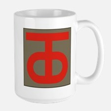 90th Infantry Division Mugs