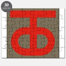 90th Infantry Division.png Puzzle