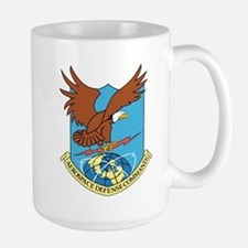 Aerospace Defense Command Mugs