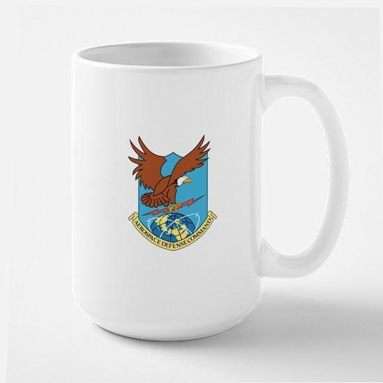 Aerospace Defense Command Mugs