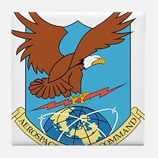 Aerospace Defense Command.png Tile Coaster