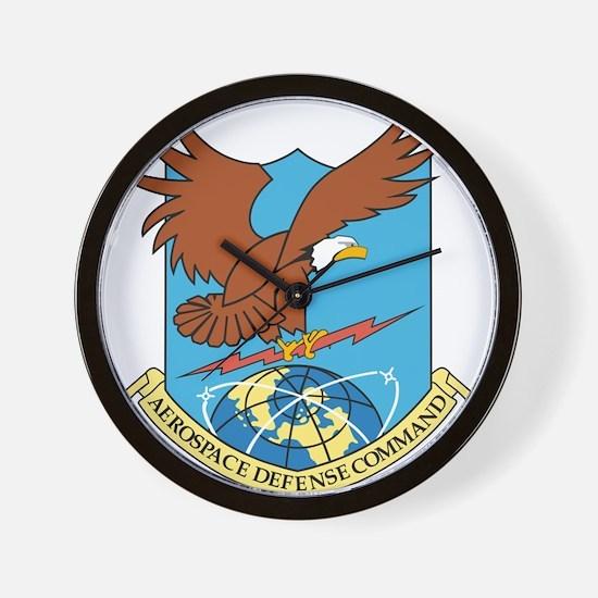 Aerospace Defense Command.png Wall Clock