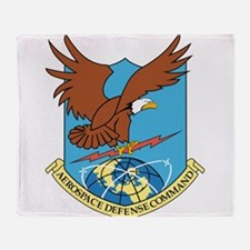 Aerospace Defense Command.png Throw Blanket
