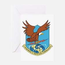 Aerospace Defense Command Greeting Cards