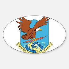 Aerospace Defense Command Decal