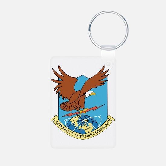 Aerospace Defense Command Keychains