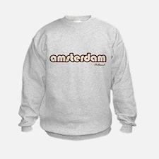Amsterdam Holland (Vintage) Sweatshirt