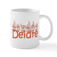 Deidre Mug