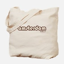 Amsterdam Holland (Vintage) Tote Bag