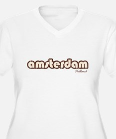 Amsterdam Holland (Vintage) T-Shirt