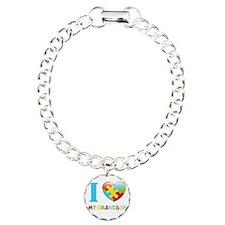 Unique Aspergers cup Bracelet