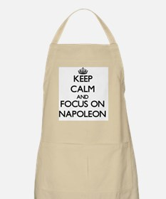 Keep Calm by focusing on Napoleon Apron
