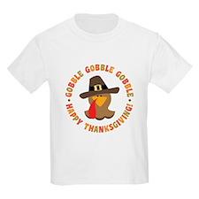 Funny Thanksgiving Pilgrim Turk T-Shirt