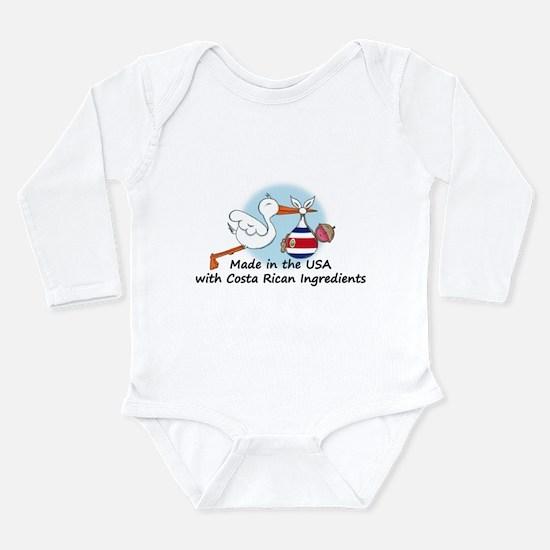 Stork Baby Costa Rica USA Body Suit
