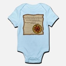 Harvest Moons Compass Rose Body Suit