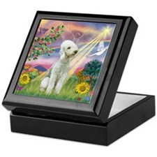 Cloud Star Original Design & BedlingtonTile Box