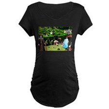 Croquet With The Queen T-Shirt