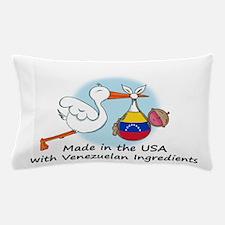 stork baby venez 2.psd Pillow Case