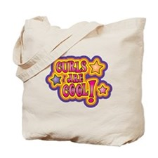 Curls Are Cool! Tote Bag