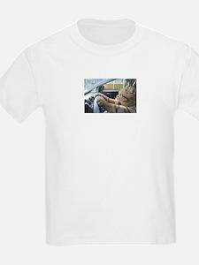 Cute Cat vintage T-Shirt