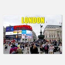 London Piccadilly Pro Pho Postcards (Package of 8)