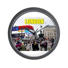 London Piccadilly Pro Photo Wall Clock