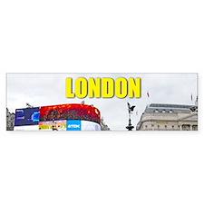 London Piccadilly Pro Photo Bumper Sticker