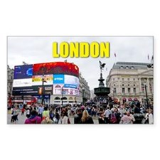 London Piccadilly Pro Photo Decal
