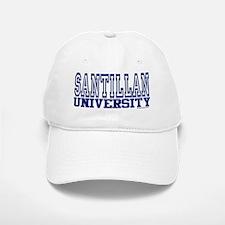 SANTILLAN University Baseball Baseball Cap