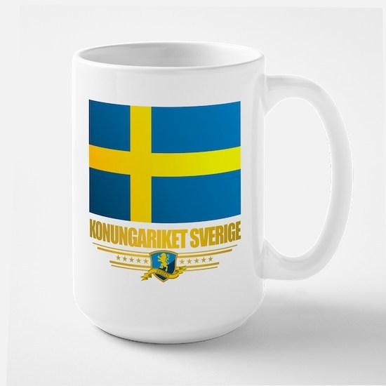 Flag of Sweden Mugs