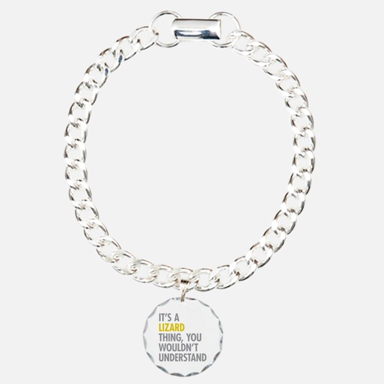 Its A Lizard Thing Bracelet