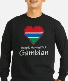 Happily Married Gambian T