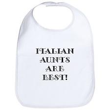 Cute Pride italian pride Bib