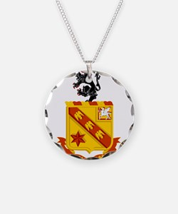 11th Field Artillery.png Necklace