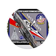 "Cool Navy aircraft 3.5"" Button (100 pack)"