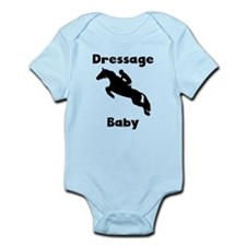 Dressage Baby Body Suit