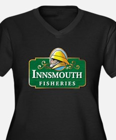 Innsmouth Fisheries Plus Size T-Shirt