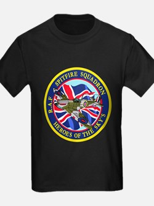 SPITFIRE w.UK flag T-Shirt