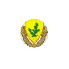 12th Cavalry.png Mini Button (10 pack)