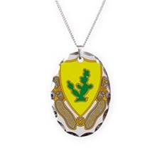 12th Cavalry.png Necklace