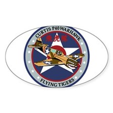 p-40 Decal