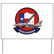Unique Naval aviator wings Yard Sign