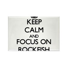 Keep Calm by focusing on Rockfish Magnets