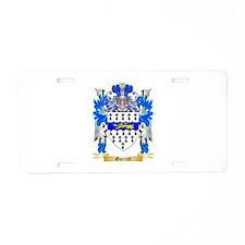 Garrett Aluminum License Plate